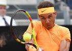 Nadal vence Fognini e encara Djokovic em semifinal do Masters 1000 de Roma - Andreas Solaro/AFP