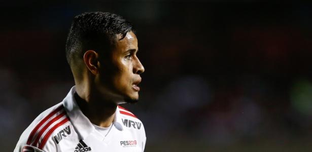 O ponta Everton, de 29 anos, é considerado peça fundamental no elenco do São Paulo nesta temporada