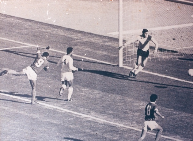 Primeiro gol do Estádio Beira-Rio, em 1969, foi marcado por Claudiomiro, atacante do Internacional