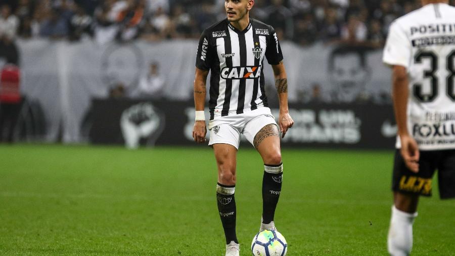 Titular do Galo, Fábio Santos é o único lateral esquerdo que Levir conta no atual elenco - Bruno Cantini/Divulgação/Atlético-MG