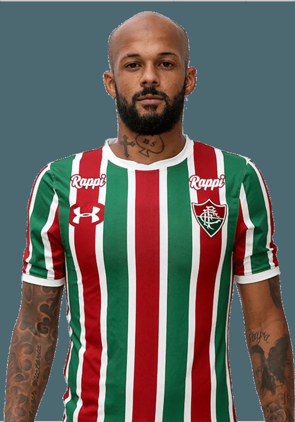 Bruno Silva, volante do Fluminense
