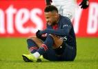 """Neymar discorda de críticas de Pelé e vê fama de """"cai-cai"""" injusta - Charles Platiau/Reuters"""