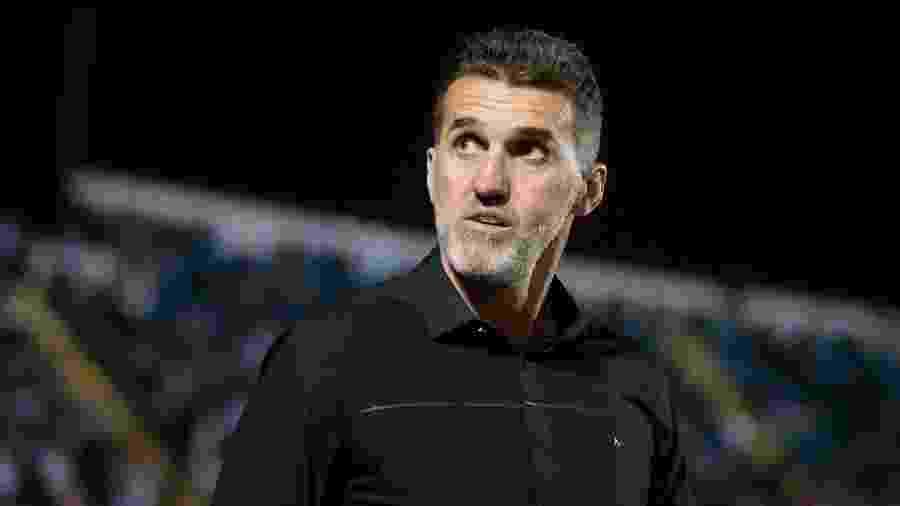 Vagner Mancini assume o elenco do Atlético-MG diante do CSA, nesta quarta-feira - Marcello Zambrana/AGIF