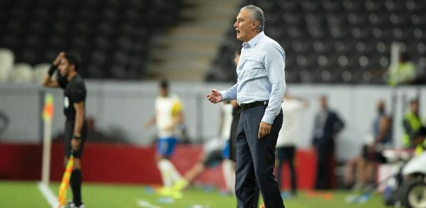 Seleção brasileira | Tite tem respaldo da CBF apesar de desempenho ruim