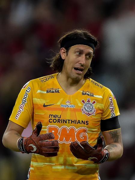 Cássio, goleiro do Corinthians - Thiago Ribeiro/AGIF