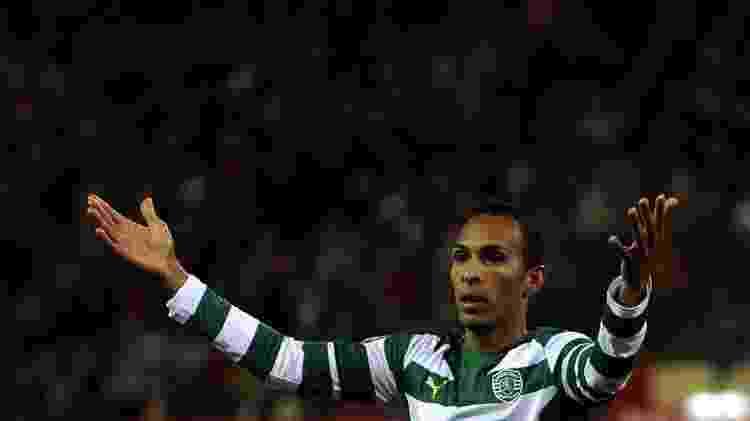 Liedson, do Sporting - Pedro Armestre/AFP - Pedro Armestre/AFP
