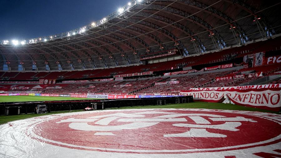 Inter realizou demissões em vários setores do clube hoje - Liamara Polli-Pool/Getty Images