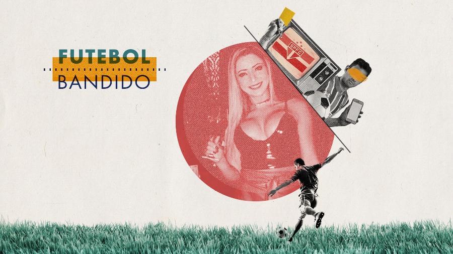 """Podcast """"Futebol Bandido - Caso Daniel"""" é uma das três indicações ao prêmio internacional - UOL"""