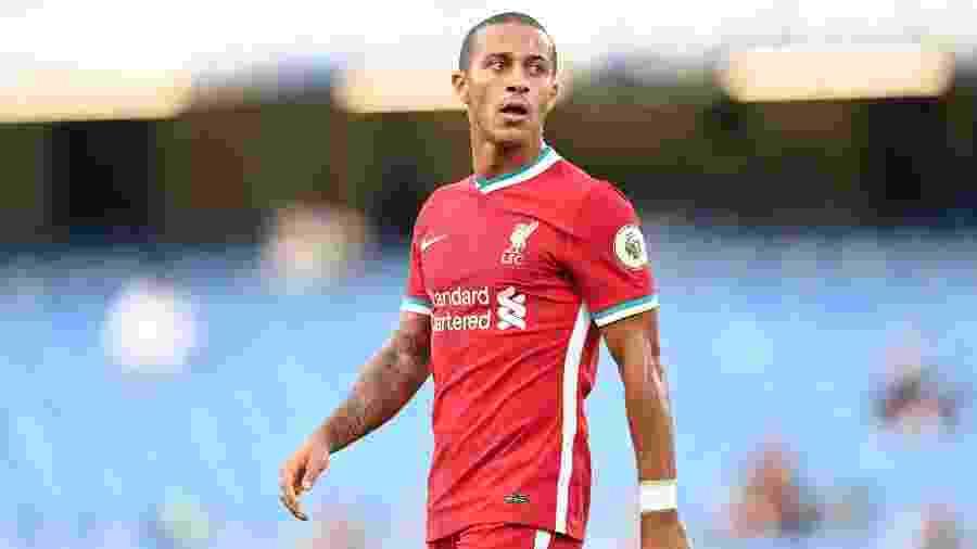 O Liverpool vai receber o Arsenal pelo Campeonato Inglês - Reprodução/Liverpool FC twitter