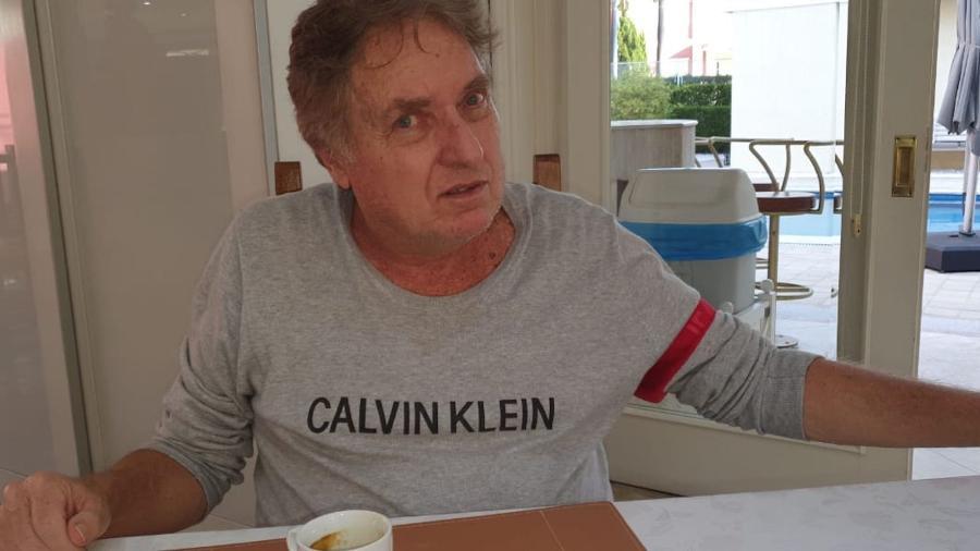 Saul Klein - Arquivo pessoal