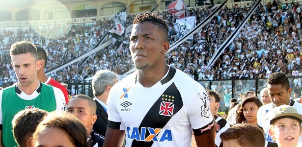 Thalles soma apenas três gols pelo Vasco nesta Série B