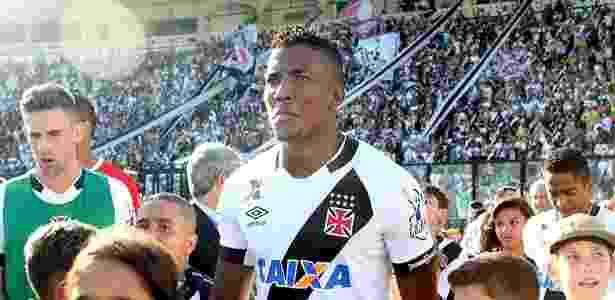 Thalles soma apenas três gols pelo Vasco nesta Série B - Paulo Fernandes / Site oficial do Vasco