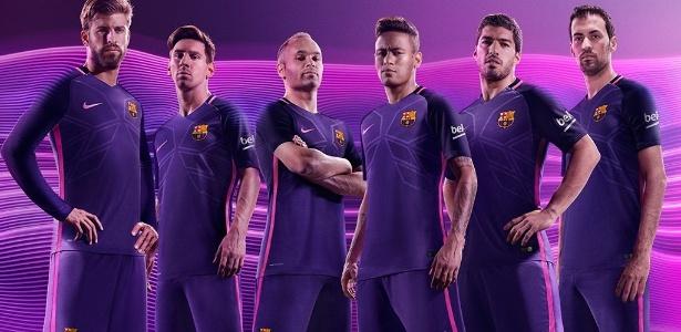 Barça busca reforços para seu elenco. O Brasil está na rota