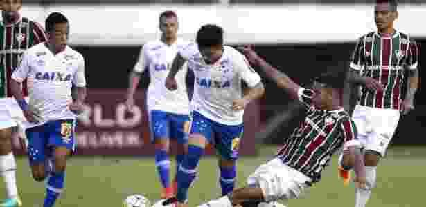 Flu volta a jogar em Giulite Coutinho, palco da partida contra o Cruzeiro (foto) - Paulo Sergio/Light Press/Cruzeiro