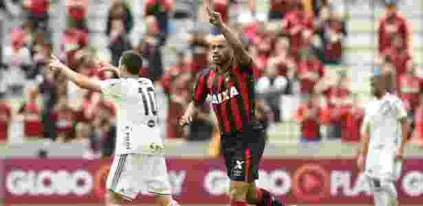 Atlético-PR está na sexta posição atualmente - Giuliano Gomes/Estadão Conteúdo