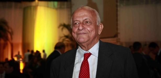 Coaracy Nunes, presidente da CBDA desde 1988, é alvo de investigação do Ministério Público Federal de São Paulo - Patricia Stravis / Folhapress