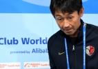 Técnico do Kashima diz que juiz não foi valente para expulsar Sergio Ramos - Toshifumi Kitamura/AFP