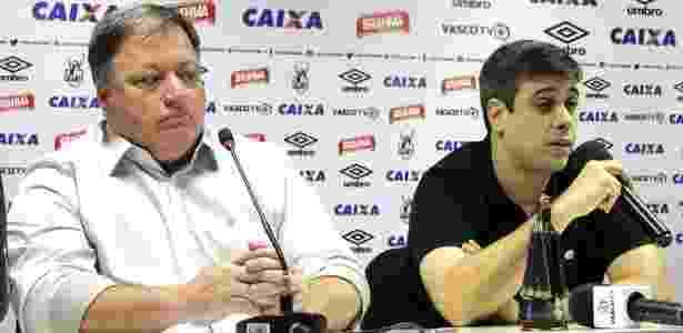 Anderson Barros apresentado no Vasco - Paulo Fernandes/Vasco.com.br - Paulo Fernandes/Vasco.com.br