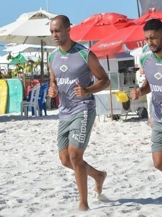 Leandro Euzébio, zagueiro ex-Fluminense, jogará o Campeonato Carioca pela Cabofriense