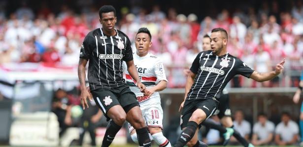 O Corinthians é líder isolado, mas tem atuação ruim no segundo turno