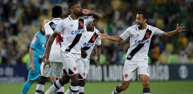 Zagueiro Breno tem feito uma boa temporada pelo Vasco