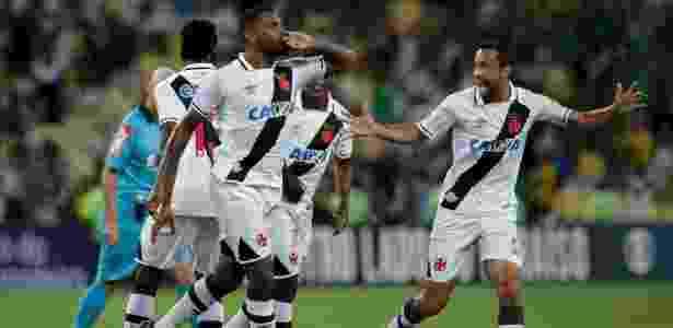 Zagueiro Breno tem feito uma boa temporada pelo Vasco - Luciano Belford/AGIF