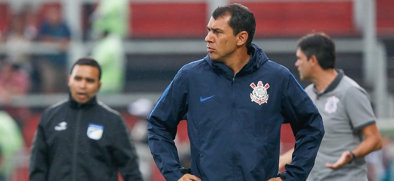 O Corinthians de Fábio Carille ainda pode quebrar marcas em 2017 - Marcello Zambrana/AGIF