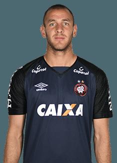 Caio Alan Tem Catem Gonçalves, goleiro do Atlético-PR