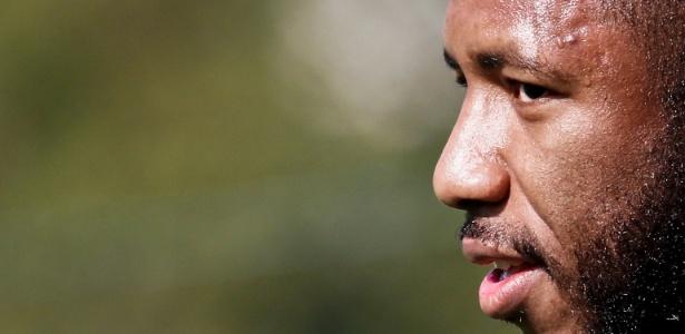 Jucilei tem apenas um gol com a camisa do Tricolor e não marca há 14 meses - Marcello Zambrana/AGIF
