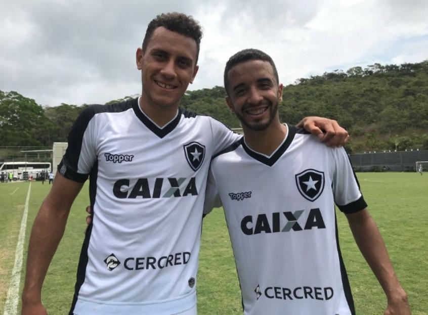 Caio Alexandre, meia do Botafogo