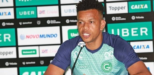Em 2018, Edcarlos foi peça importante no acesso do Goiás à Série A
