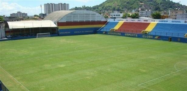 Estádio de Conselheiro Galvão voltará a receber um grande após quase 5 anos - Divulgação / Ferj