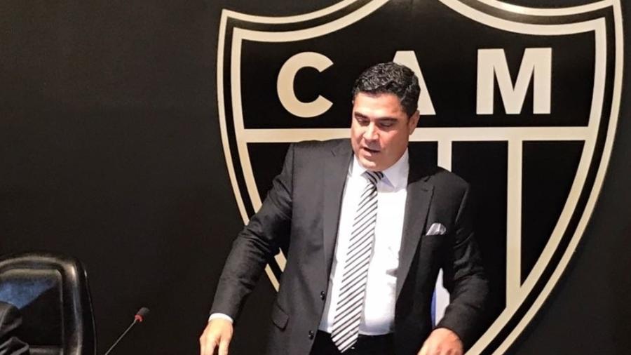 Sérgio Sette Câmara, presidente do Atlético-MG - UOL