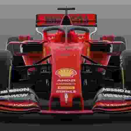 Ferrari  - Divulgação - Divulgação