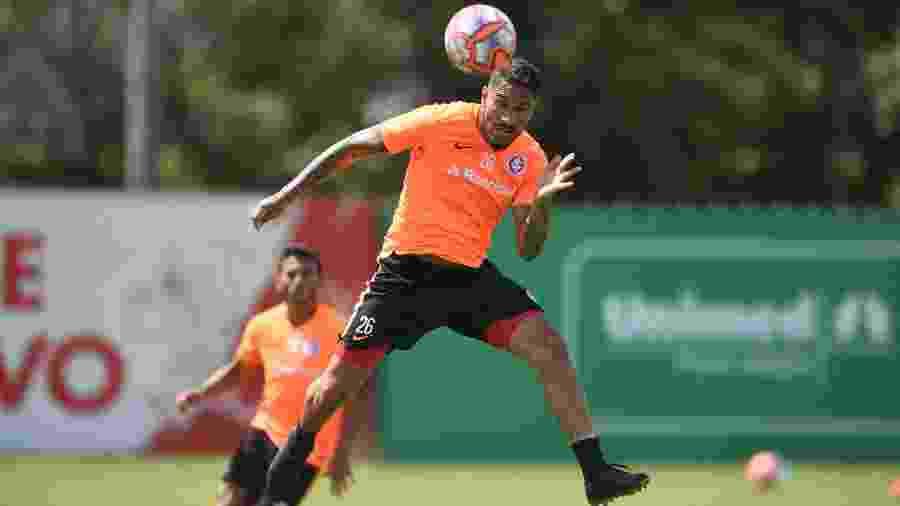 Paolo Guerrero terá primeira atividade contra adversário pelo Internacional - Ricardo Duarte/Inter