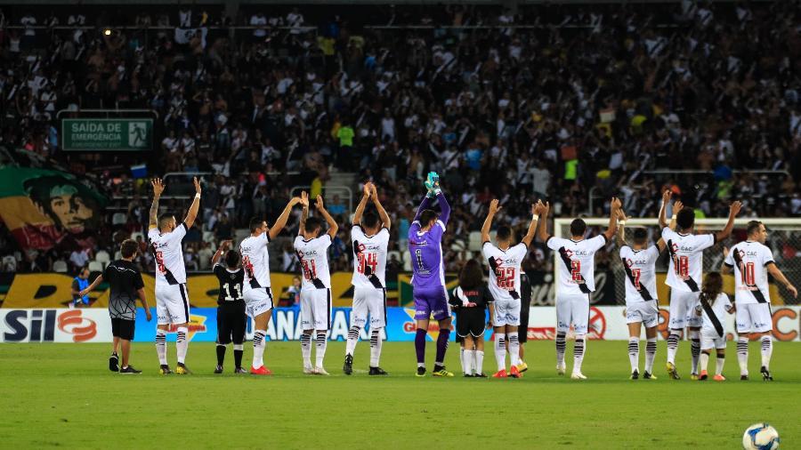 Vasco pulou de 33 mil para 140 mil sócios em 1 semana e se tornou o clube com o maior sócio-torcedor do Brasil - Jotta de Mattos/AGIF