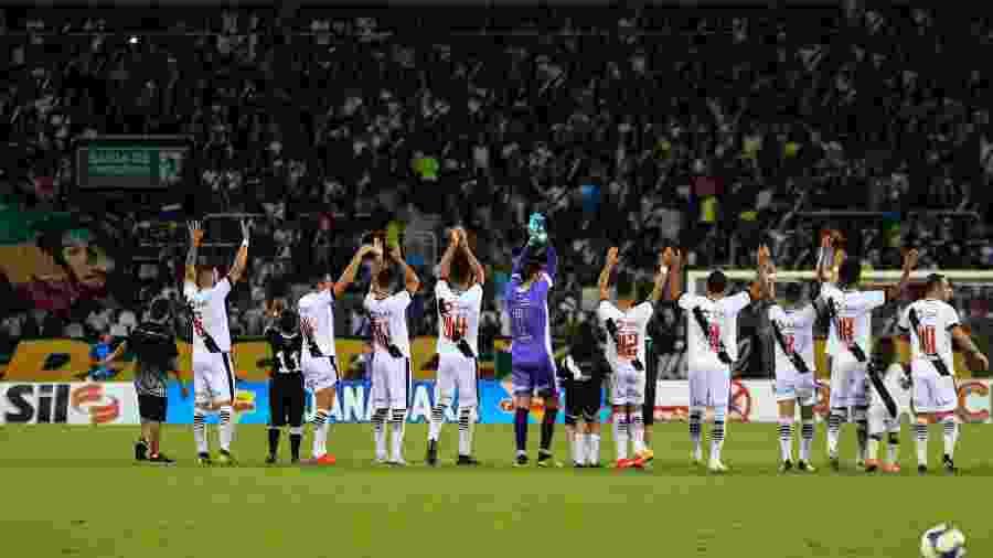 Vasco saltou de 33 mil para 100 mil sócios após Black Friday nesta semana. Já é o 4º maior do Brasil  - Jotta de Mattos/AGIF