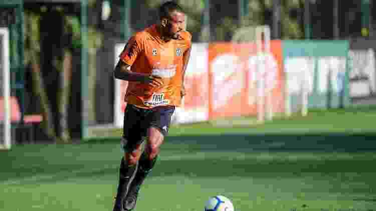 Maicon Bolt é considerado dispensável pela gestão do Atlético-MG - Bruno Cantini/Divulgação/Atlético-MG - Bruno Cantini/Divulgação/Atlético-MG