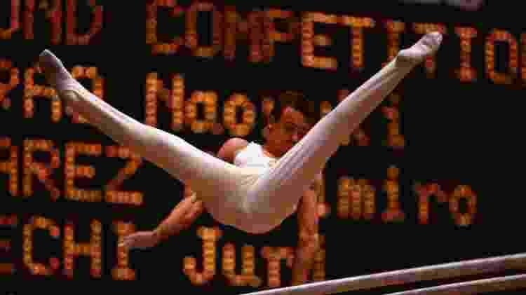 Zsolt Borkai foi ginasta, com direito a medalha de ouro olímpica em 1988, antes de entrar na política - Jean-Yves Ruszniewski/TempSport/Corbis/VCG via Getty Images