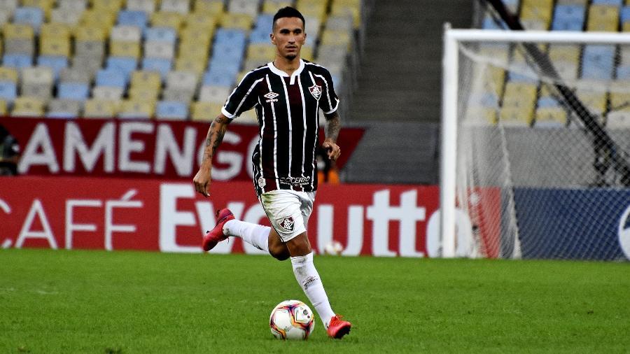 Dodi é um dos destaques do Fluminense de Odair Hellmann em 2020 - Mailson Santana/Fluminense FC