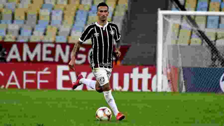 Dodi não deve ficar no Fluminense em 2021; destino do atleta deve ser a Europa - Mailson Santana/Fluminense FC