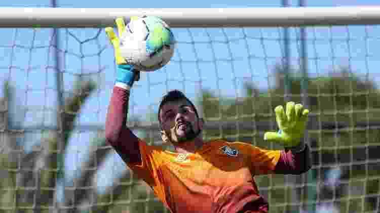 Reserva, Marcos Felipe tem ótimos números como titular do Fluminense - Lucas Merçon/Fluminense FC - Lucas Merçon/Fluminense FC