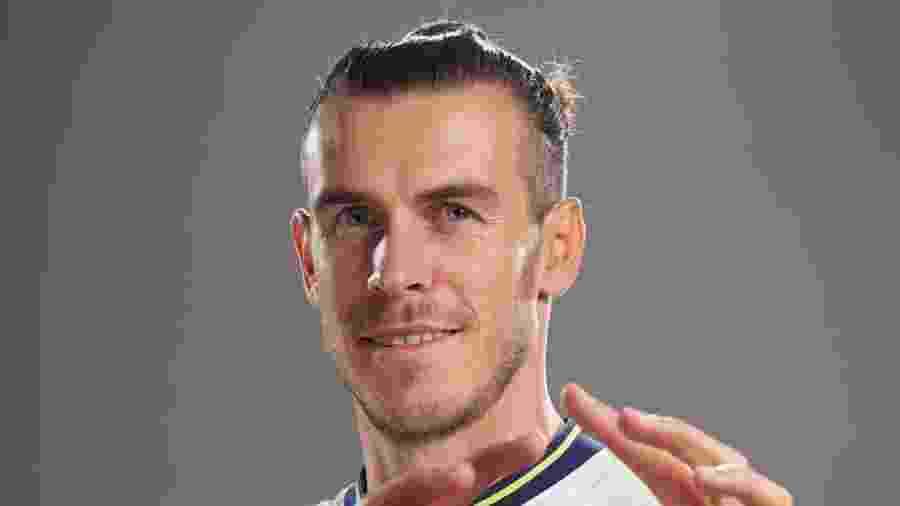 Galês está de volta ao Tottenham - por empréstimo - após longa passagem pelo Real Madrid - Reprodução/@SpursOfficial