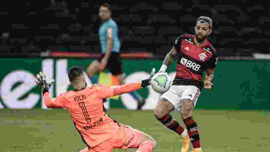 Gabigol será nosso capitão - André Mourão/Foto FC/UOL