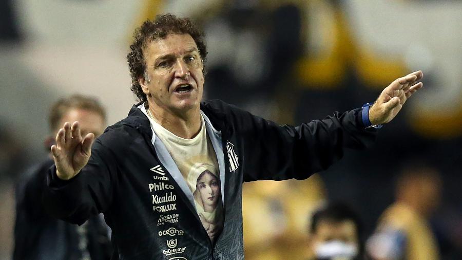 Cuca está preocupado com as semifinais da Copa Libertadores  - Alexandre Schneider/Getty Images