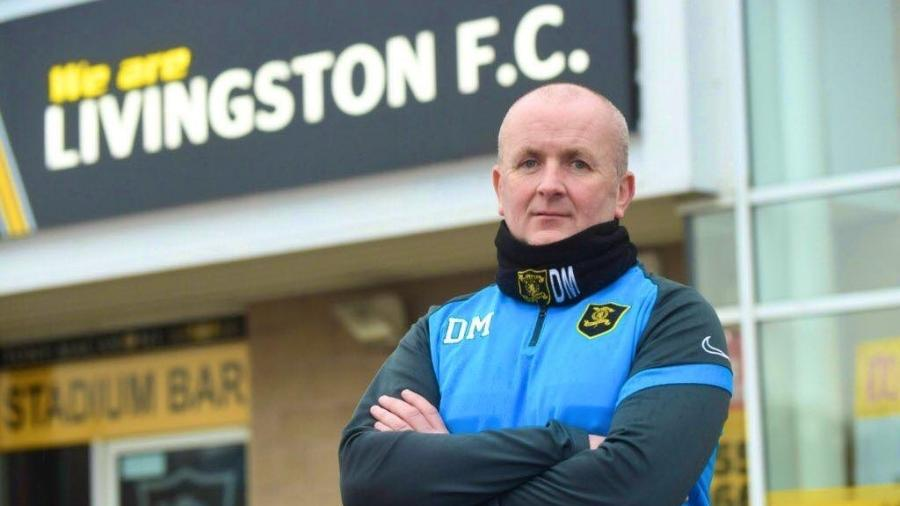 David Martindale é ex-presidiário e agora faz sucesso no futebol escocês - Divulgação