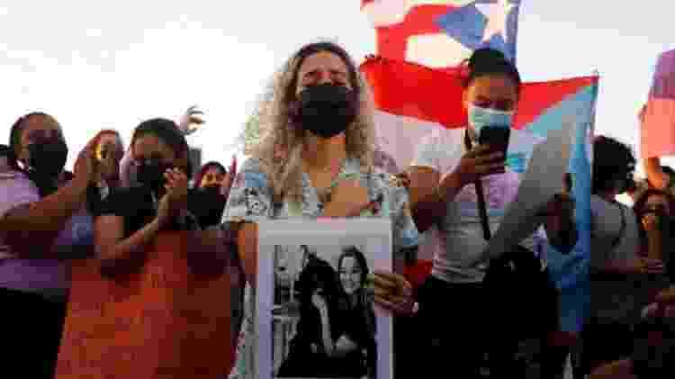 A família de Keishla Rodríguez Ortiz relatou seu desaparecimento na noite de quinta-feira passada - EPA - EPA