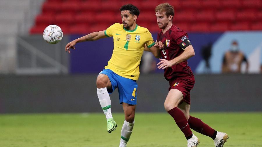 Venezuela sofre com problemas de covid-19 e chamou novo jogador para seleção - Buda Mendes/Getty Images