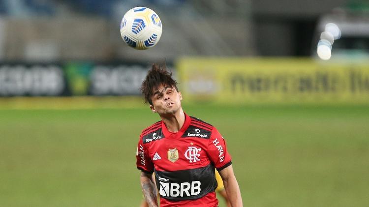 Michael in Cuiabá x Flamengo - Gil Gomes / AGIF - Gil Gomes / AGIF