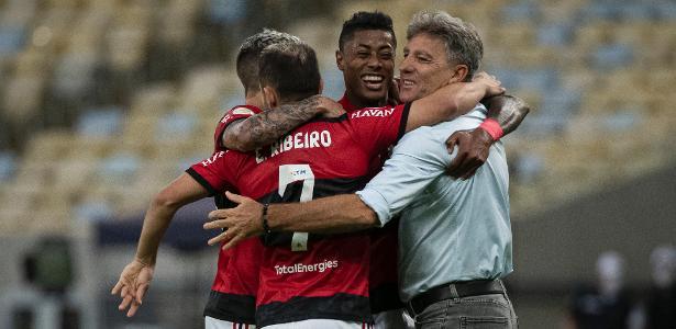 Opinião: Renato Mauricio Prado - Realidade supera os melhores sonhos de Renato e do Flamengo